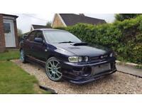 Subaru Impreza WRX JDM Import
