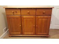 Side board / cabinet / cupboard, wooden