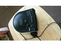 Dream machine CD Player Radio Alarm clock