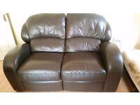2 seater recliner settee