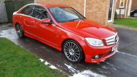 Mercedes-Benz C Class 2.1 C250 CDI BlueEFFICIENCY Sport 4dr