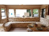 CHEAP 2 BEDROOM STATIC CARAVAN FOR SALE, ISLE OF WIGHT, NO SITE FEE'S TILL 2018!