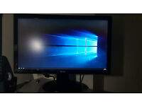 Gaming PC, monitor, peripherals, speakers - All inclusive!!