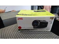 JVC HD Evirio Video Camera GZ-E15 Red
