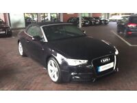 Quick Sale-A5 Convertable Black And Black Leather Special Edition