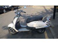 Lexmoto valencia 125cc 2012 price dropped