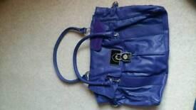 Mischa Barton handbag