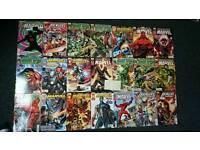 Marvel comics 2012