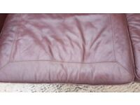 3&2 leather sofas