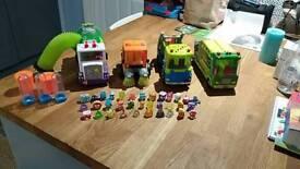 Trash pack bundle toys