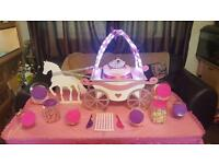 Bling and sparkle pamper parties