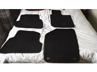 Car mats for Volkswagen Polo 2009-Present
