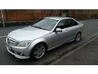 mercedes benz c180 kompressor se blue effiency automatic petrol 1.6 2010 59 plate