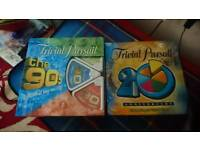 Monopoly and trivial pursuit