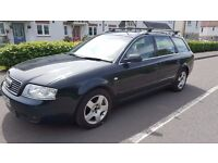 AUDI A6 AVANT 2.5 V6 QUATTRO SPORT EDITION, AUTOMATIC FULLY LOADED
