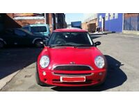 Mini One 1.6 Manual 2005 LOW MILEAGE 60,000!