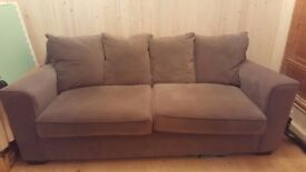 Large 3 Seater in great condition
