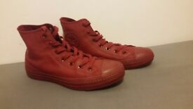 Converse Chuck Taylor All Star - Back Alley Brick Size 6