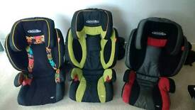 storchenmuhle car seats (isofix)