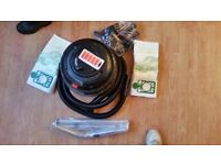 have got 2 sale 60 pounds each 2 speed used HENRY VACUUM in working order new 3 Metre Hose