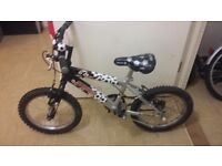 Raleigh Striker Football kids bike 14''