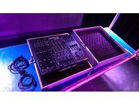 Allen & Heath Xone:4D Dj midi controller mixer