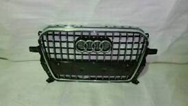 Audi Q5 s line front grill