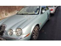Jaguar S Type 2.5L Full Automatic Petrol LPG