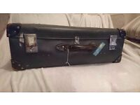 Vintage suitcase - Genuine relic from the golden age of travel