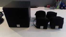 Creative PC Speakers - 4.1 - great condition