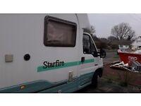2 Birth Camper Van / Tourer - Special Edition Starfire