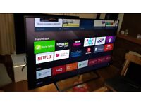 BOXED SONY 49-inch ANDROID TV,4K SUPER SMART HDR UHD LED TV-KD-49XD7004,Freeview HD & FREESAT HD