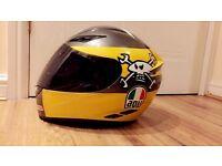 Agv k3 guy Martin replica helmet