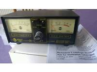 Zetagi 203W power swr meter