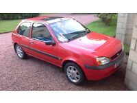 Nice reliable car with low milage , 2 new winter tyres and full years MOT.
