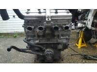 2002 yamaha thunderace engine