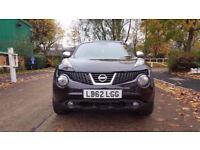 2012 Nissan Juke 1.6 16v Shiro 5dr Manual FULL LEATHER SEATS - low miles