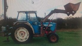 Yard Tractor - Ford 4000