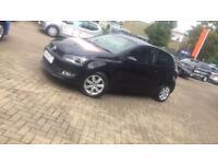 2012 BLACK VW POLO 1.2 *14,600 mileage* £5500