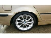 BMW Z4 ALLOYS extremely rare