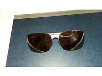 Porshe Mirror Sunglasses. NEW