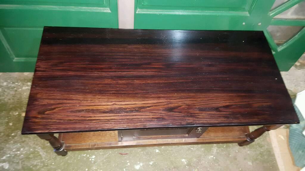 Teak tablein Northampton, NorthamptonshireGumtree - Nice teak table for a good home