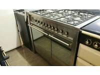Smeg 100cm dual fuel hardly used !!