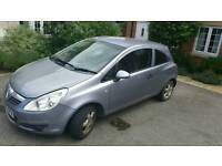 Vauxhall Corsa 1.0 engine p/x welcome
