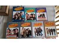 Seinfeld Seasons 1-9 DVD