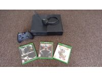 Microsoft Xbox One 500gb with wireless controller headset and 3 games very cheap possibly delivery