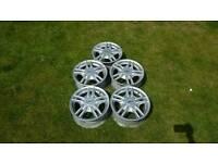 13 inch alloy wheels
