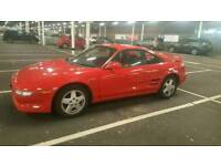 Toyota mr2 rev3 1995 tintop rare interior