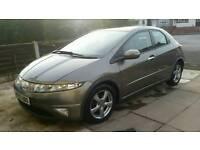 Honda Civic 2.2 cdti 2006 diesel 5 door
