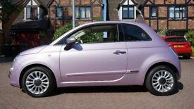Fiat 500 0.9 TwinAir Lounge 3Dr, 2013 13Reg, Low mileage, 30500 miles, £0 Tax, Manual, Petrol, 0.9L